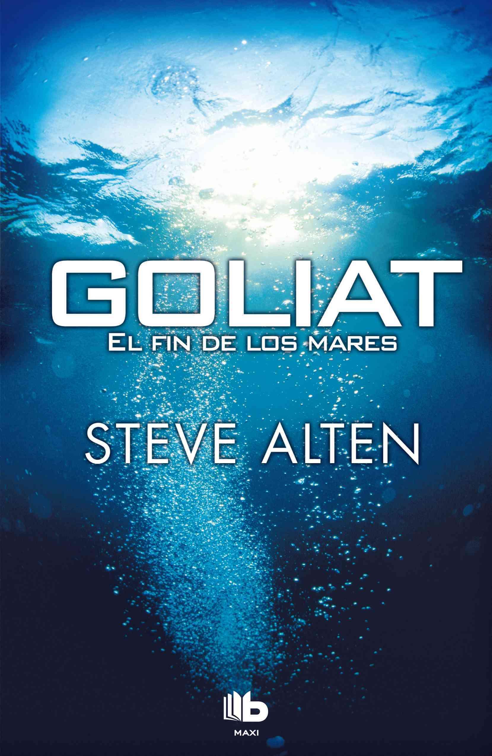 Goliat / Goliath By Alten, Steve